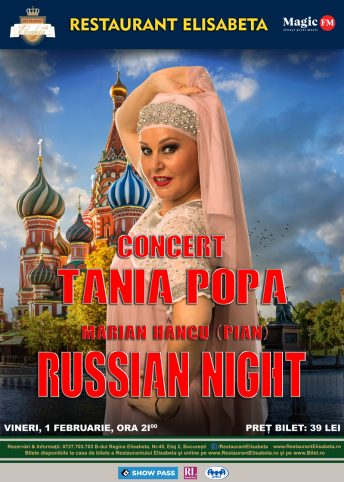 Afis Russian Night